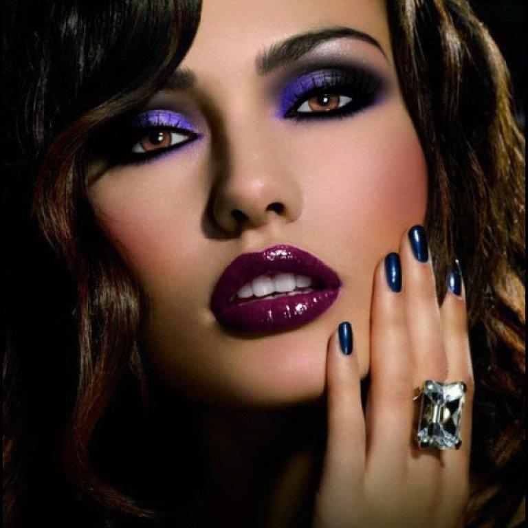 вызывающий макияж фото фото специфических видов синтетики