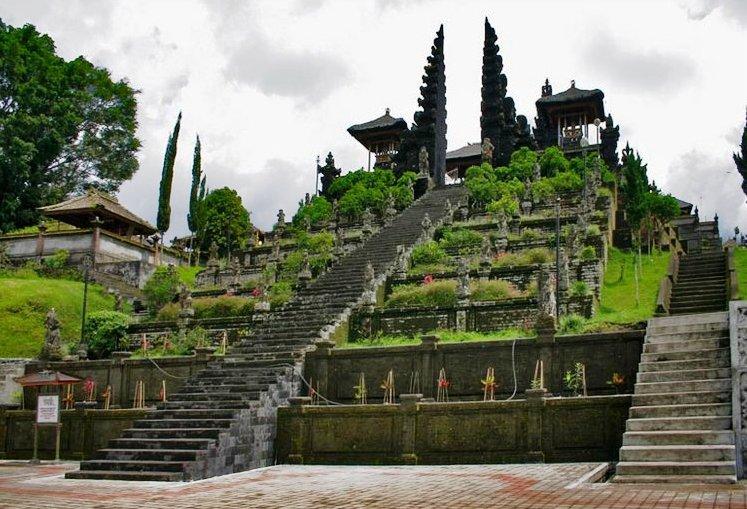 Шесть храмов мира на Бали » Мир путешествий и приключений Шесть храмов мира на Бали