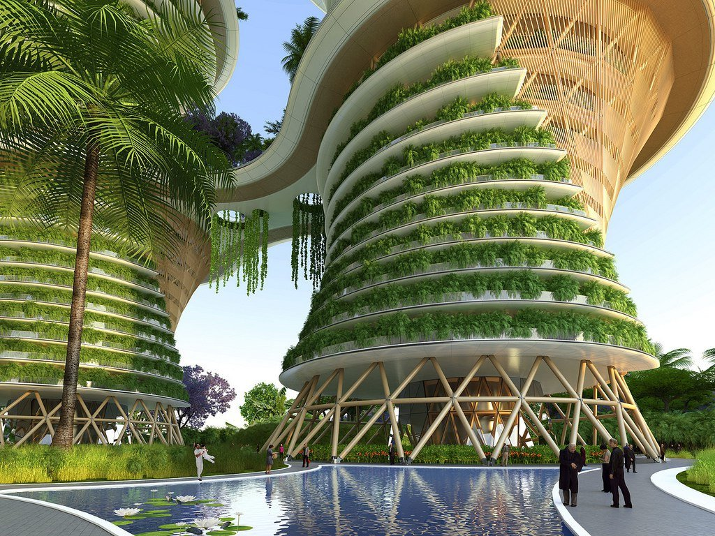 green architecture Green architecture incorporates sustainable materials and engineering techniques learn about 5 amazing elements of green architecture.