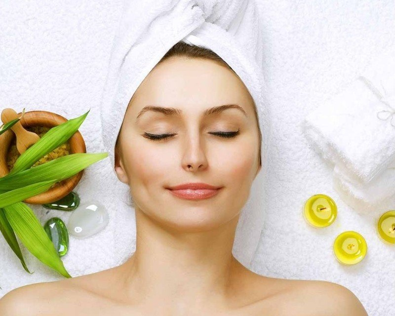 Angelina facial and skincare young