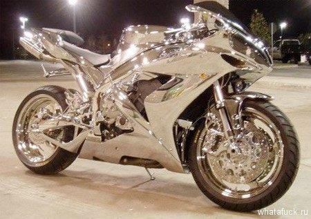 Мотоцикл- это не только средство передвижения, но и настоящая роскошь! Особенно если речь идет об одном из мотоциклов из нашей сегодняшней коллекции