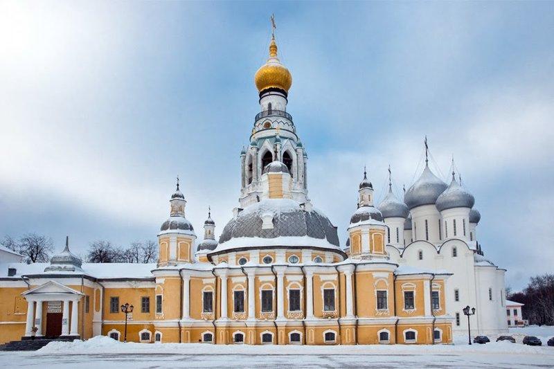 s800 Вологда достопримечательности и история.