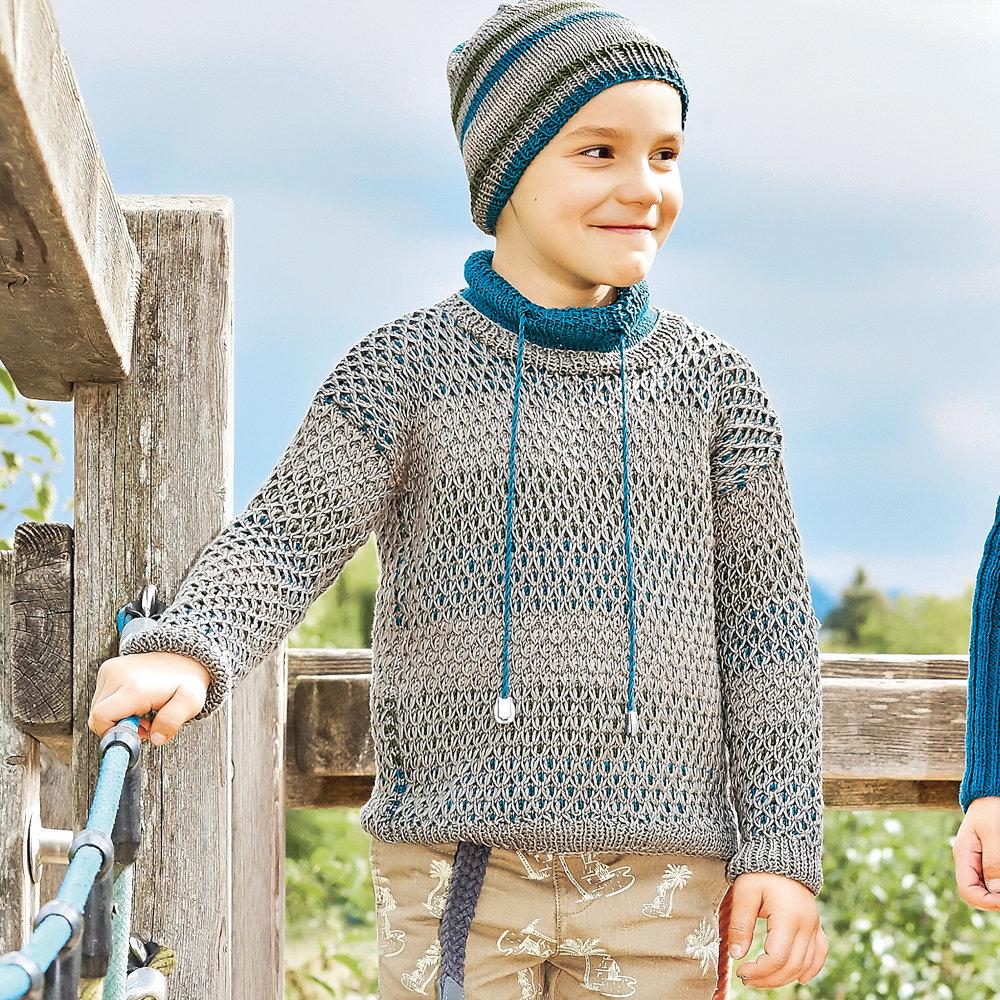 Схема свитера со спущенными рукавами фото 520