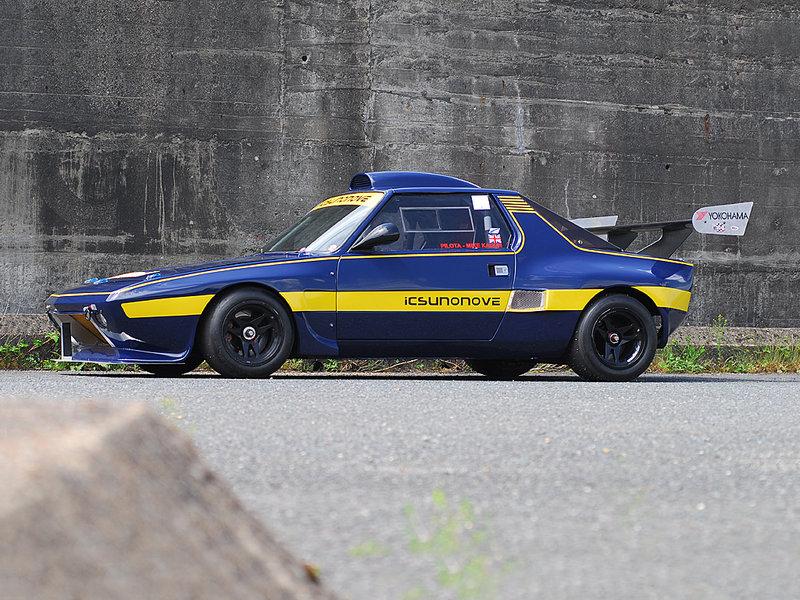 Fiat X1/9 Icsunonove Dallara