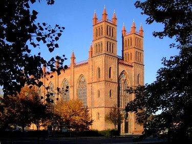 фридрихсвердерская церковь берлин