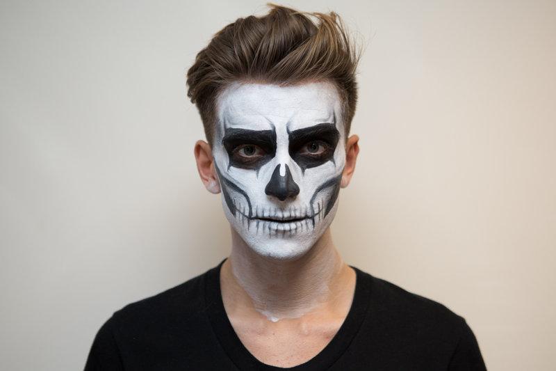 картинки грима скелет вероятно, что поздней