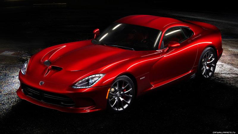 15. SRT Viper GTS    2013