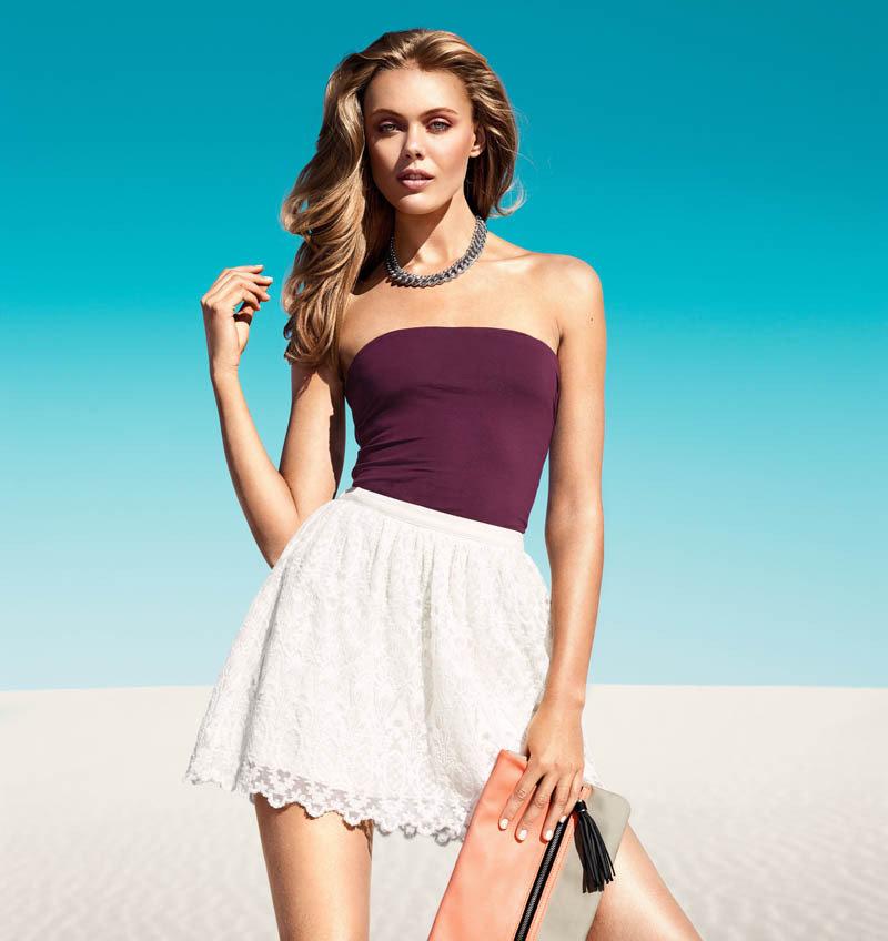 Картинки моделей с модной одеждой