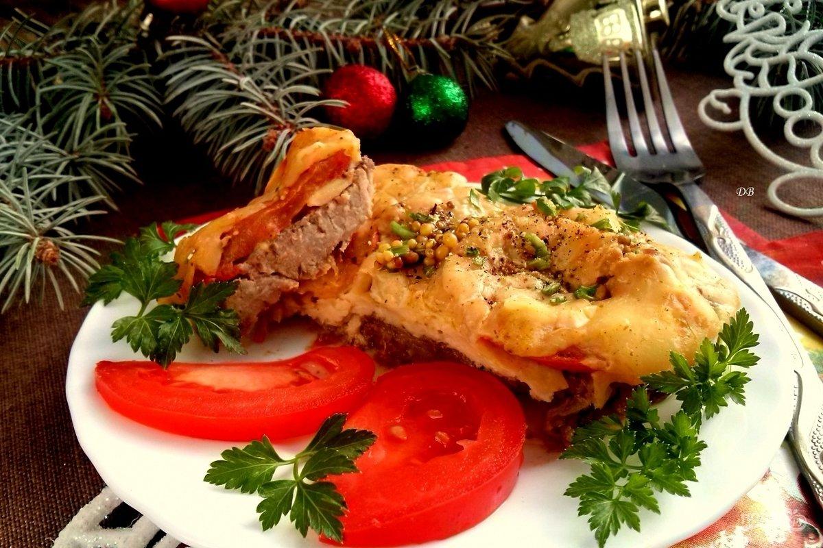 сей раз рецепт с фото новогоднего мясо по французски что соперничество переговорах