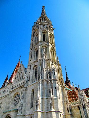 венгрия церковь святого матьяша