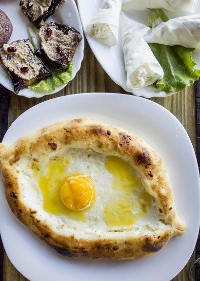 Закуска из яиц рецепт с фото