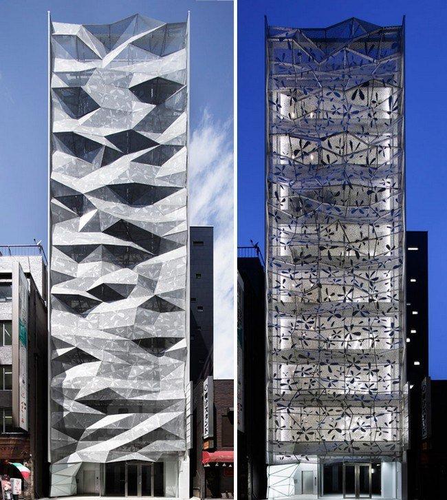 Лучшие примеры современной японской архитектуры