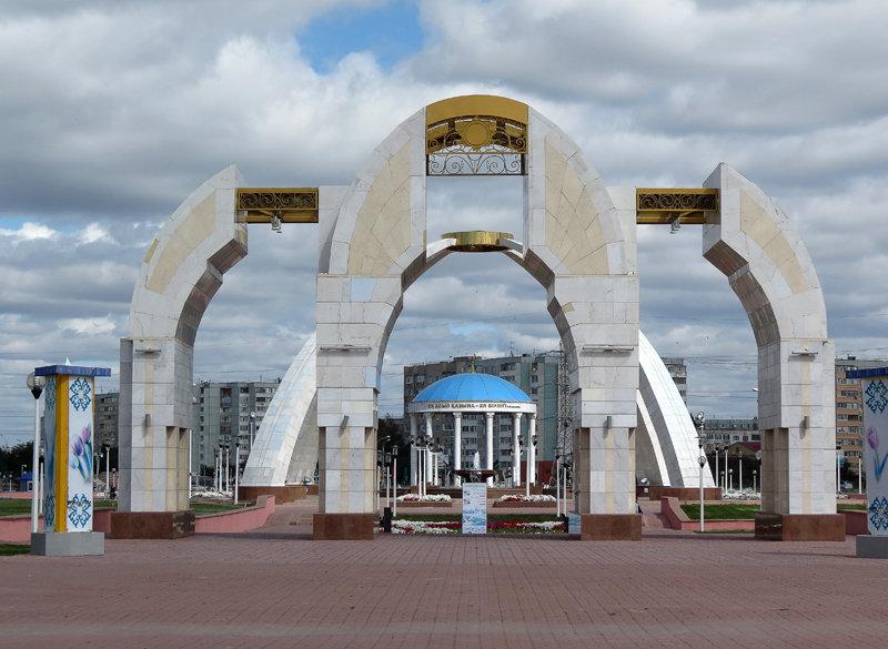 город актобе фото православной