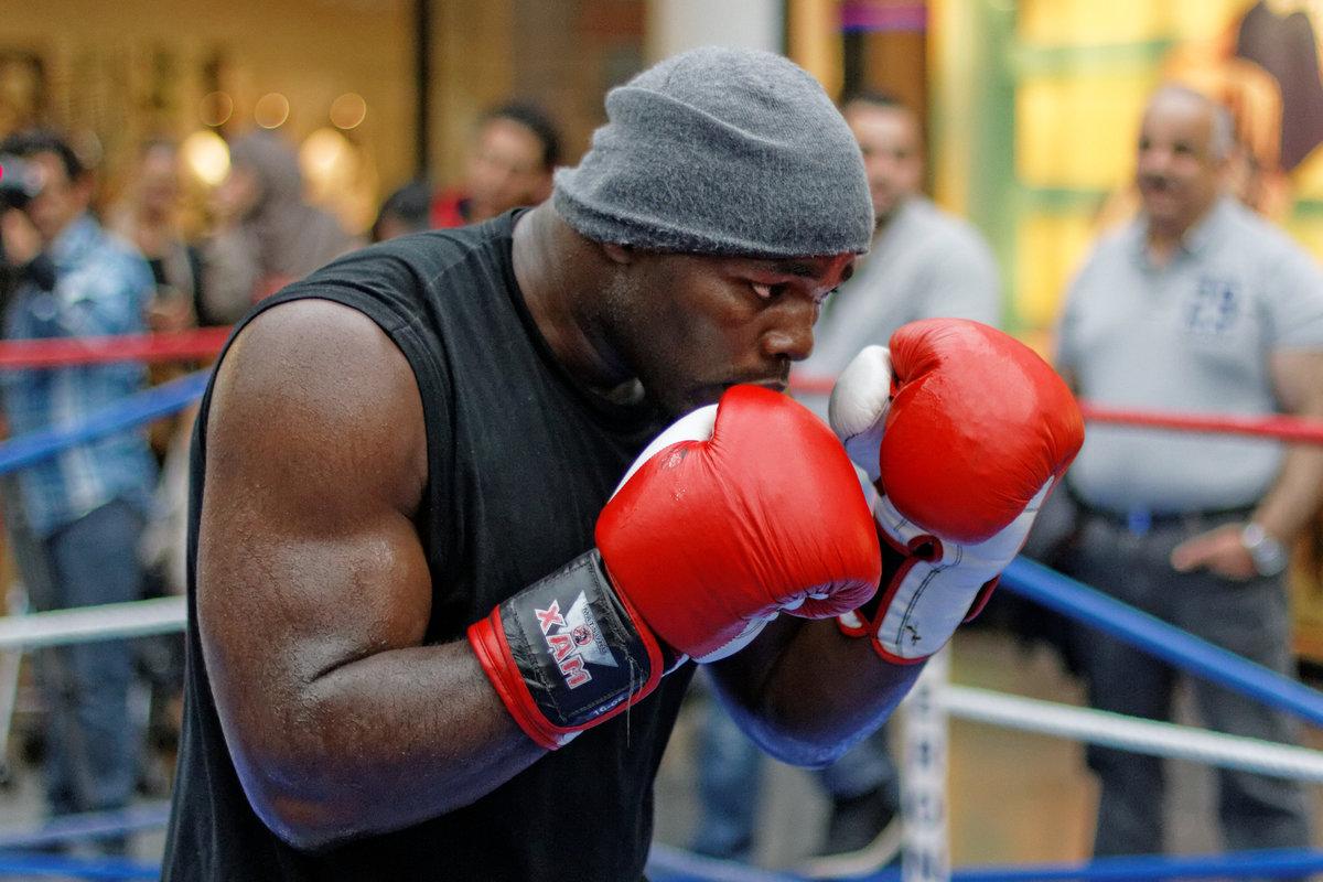 Картинки боксера человека