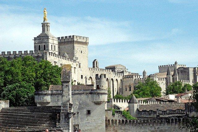 Папский дворец, Авиньон