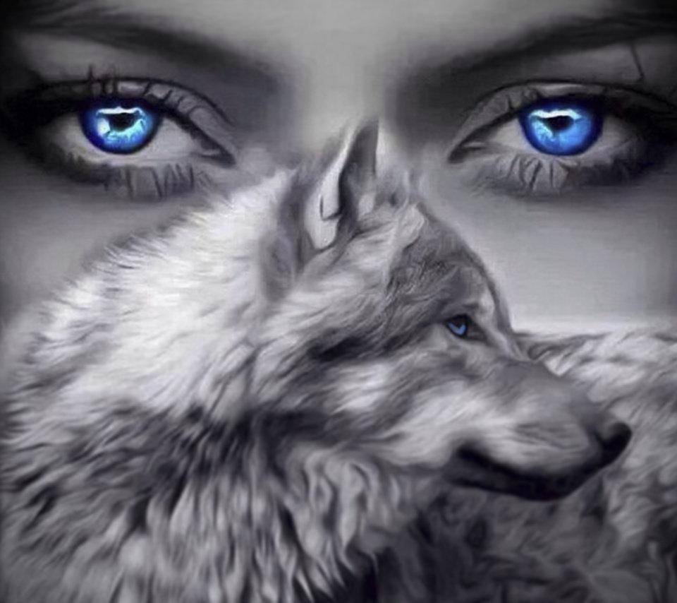 Картинки с волчицами на аватарку и со смыслом
