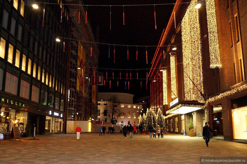 Эти рождественские каникулы мы провели в финской столице, о чём ничуть не пожалели.