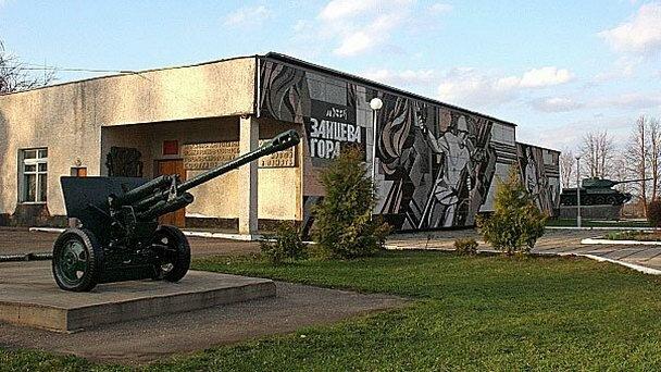 Военно-исторический музей «Зайцева Гора» ...