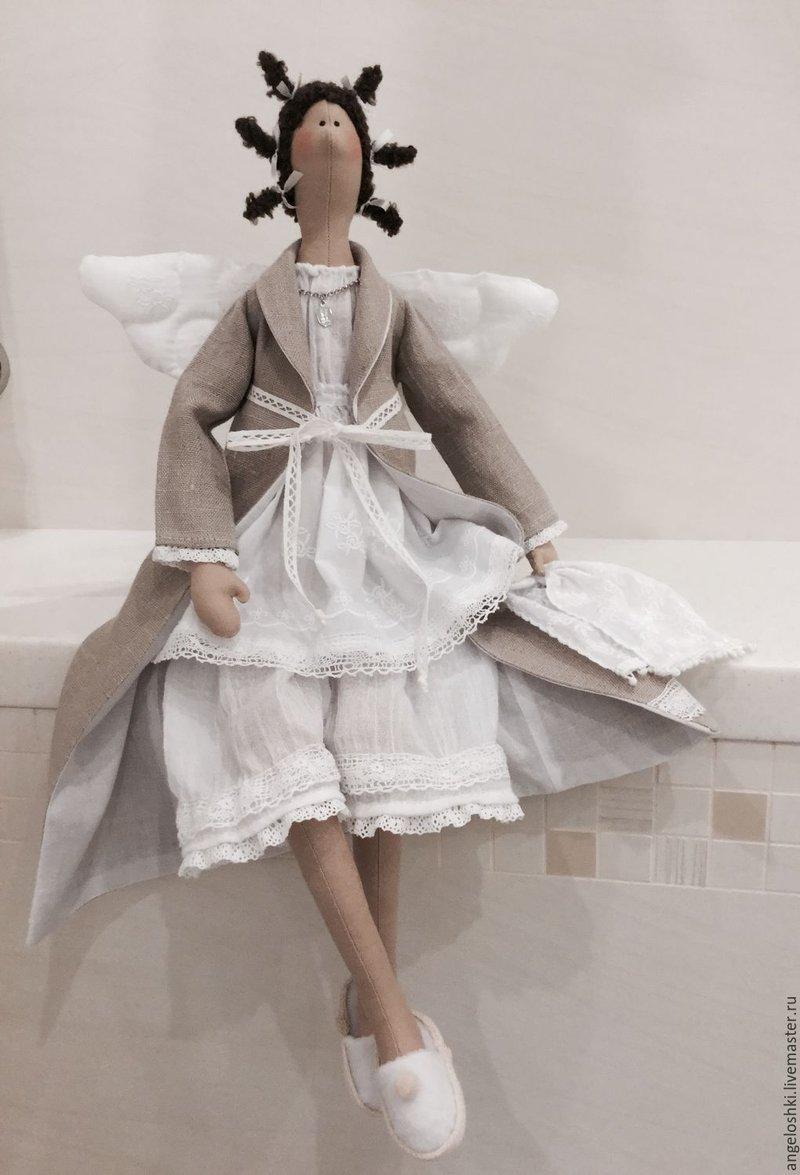 Кукла Тильда ангел.