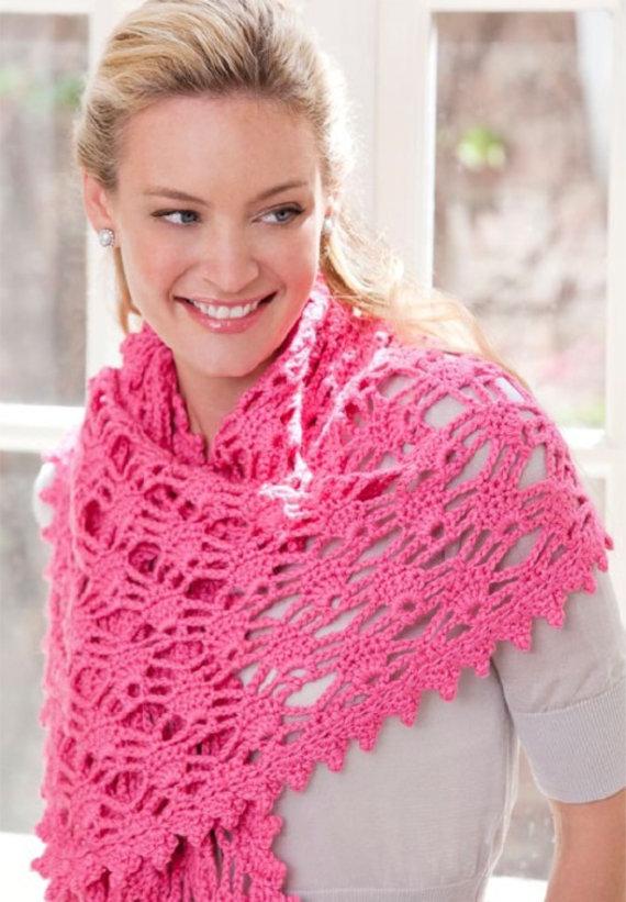 вязание спицами шарфы модели и схемы