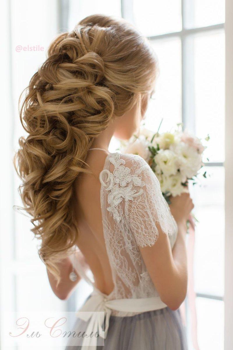 свадебные прически средние волосы греческий стиль