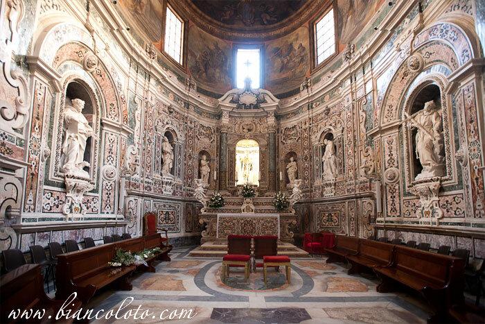 Кафедральный собор. Таранто. Апулия. Италия.