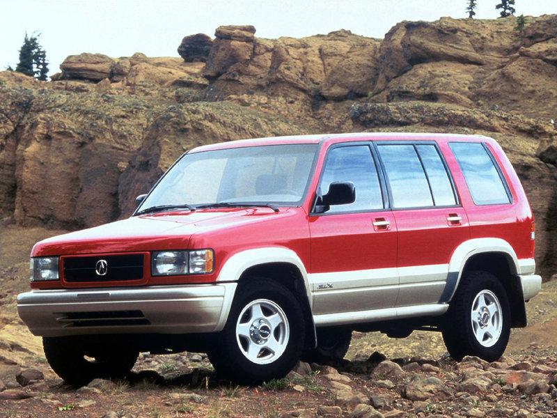 Acura SLX 1995 02
