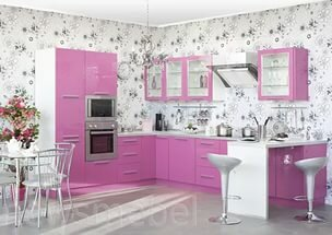 """Результаты поиска по запросу """"розовая кухня картинки"""" в Яндекс.Картинках"""