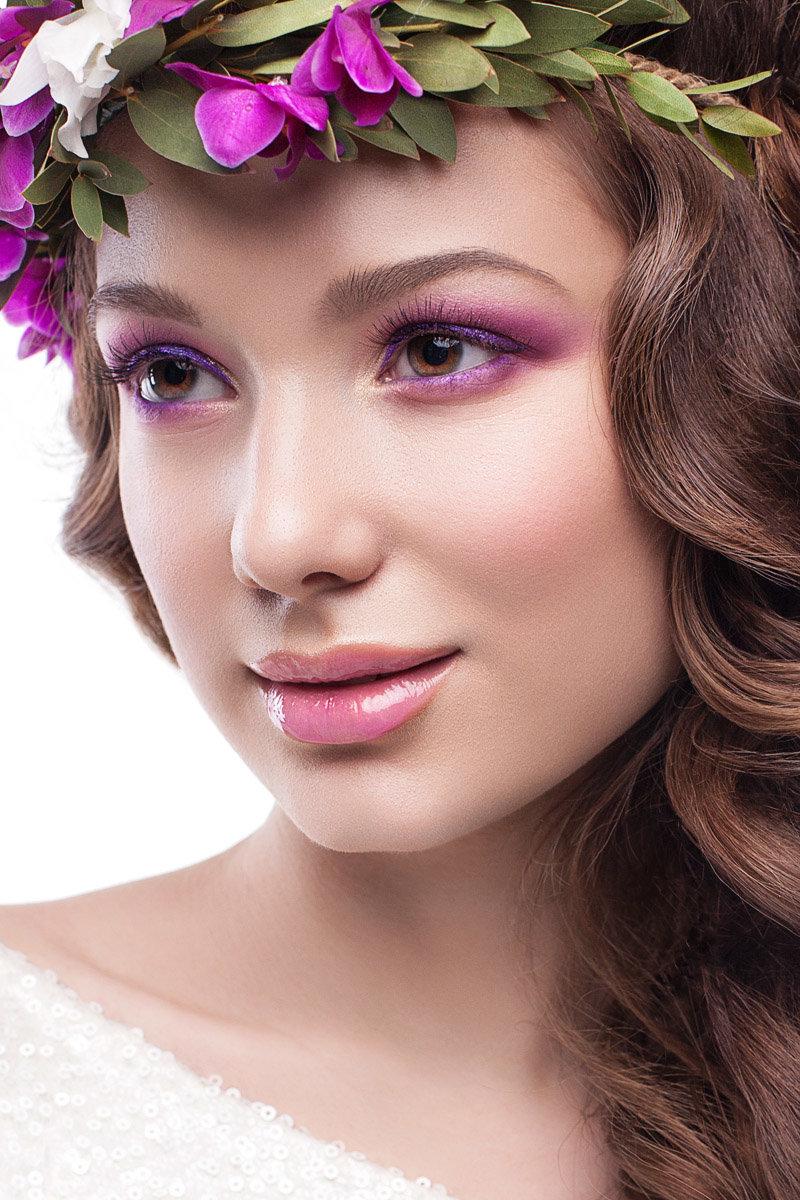 Романтический стиль макияж фото, фото делать клизму в попу