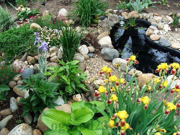 Идеи для сада своими руками ТОП 10 поделок (50 фото) 93