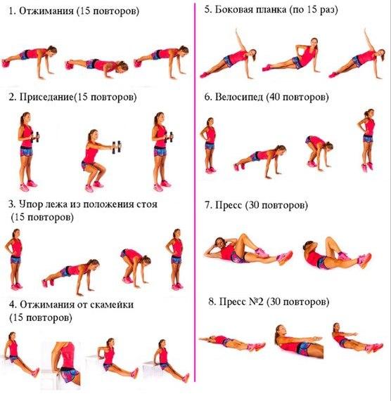Утренняя зарядка для мужчин комплекс упражнений для похудения.