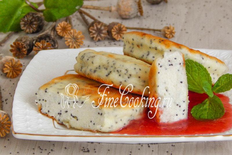 львовский сырник с маком рецепт с фото