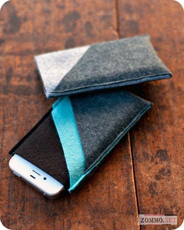 Чехол на мобильный телефон своими руками из кожи 190