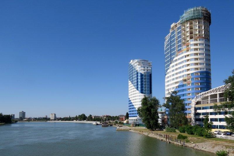 Набережная реки Кубань, Краснодар