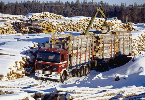 Volvo FH16 Timber Truck '1993