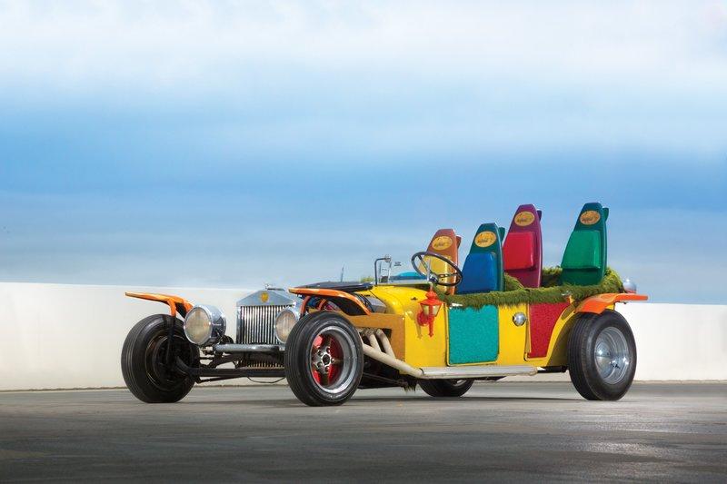 Mongrel T Custom Roadster by George Barris