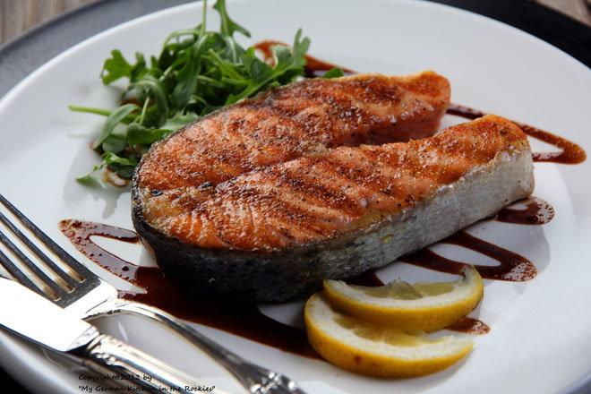 Стейк из рыбы  рецепты с фото на Поварру 109 рецептов