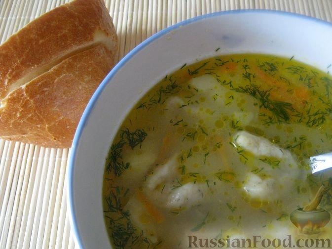 рецепт супа картофельного с луком