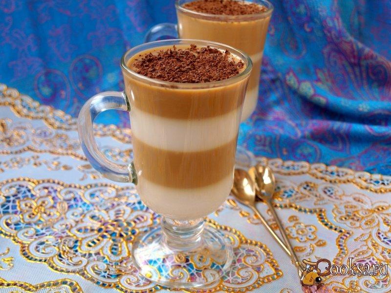 Кофейное желе рецепт с фото