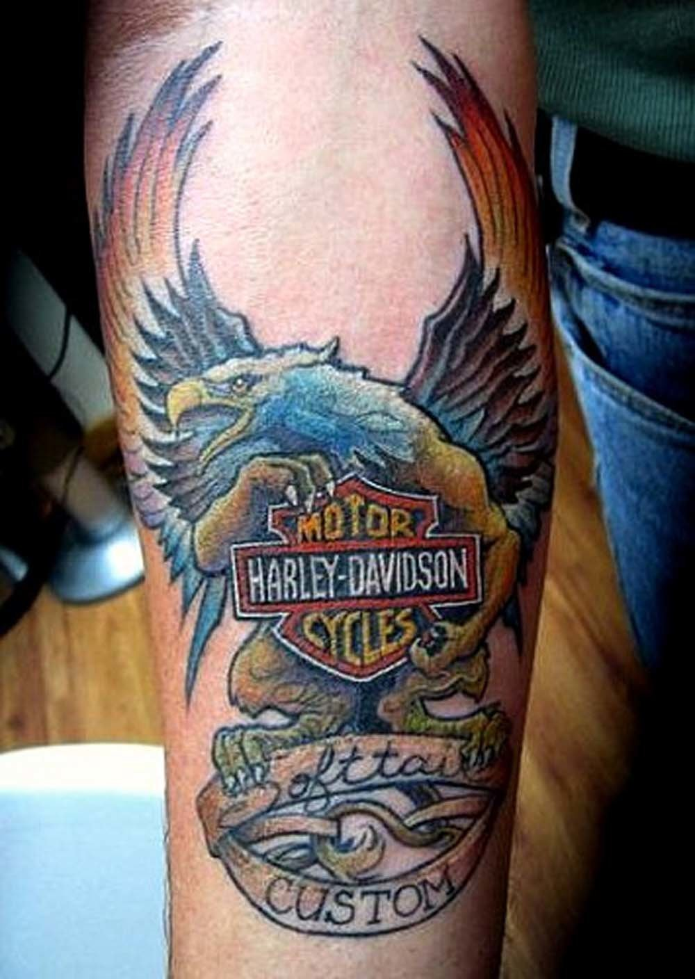you can see harley eagle tattoo photo 1 tattoos ideas in an rh yandex com harley davidson screamin eagle tattoos harley davidson american eagle tattoos