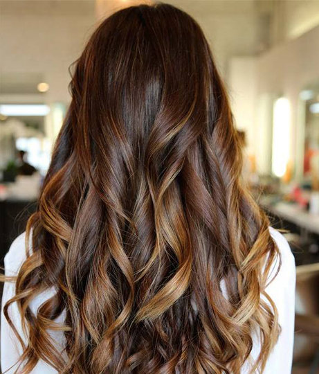 как вернуть свой натуральный цвет волос русый