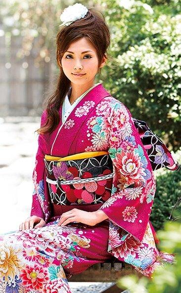 256d69e88ea 17 карточек в коллекции «Японская национальная одежда» пользователя Record  Owls в Яндекс.Коллекциях