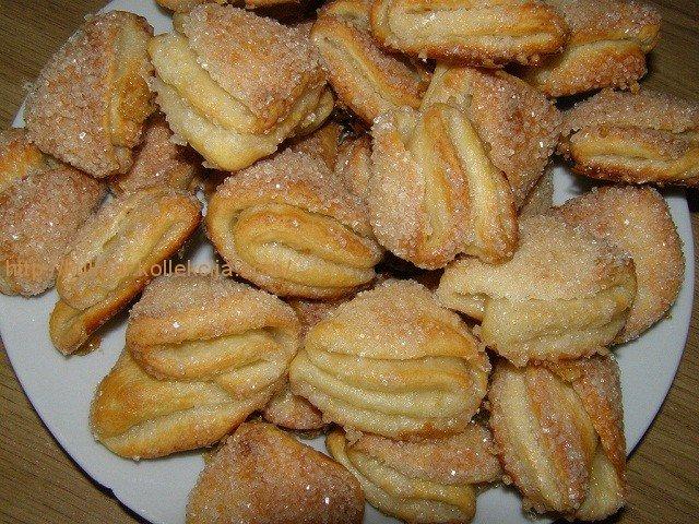творожное печенье формочками рецепт с фото пошагово