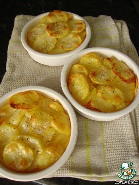 Картофель анна рецепт с фото