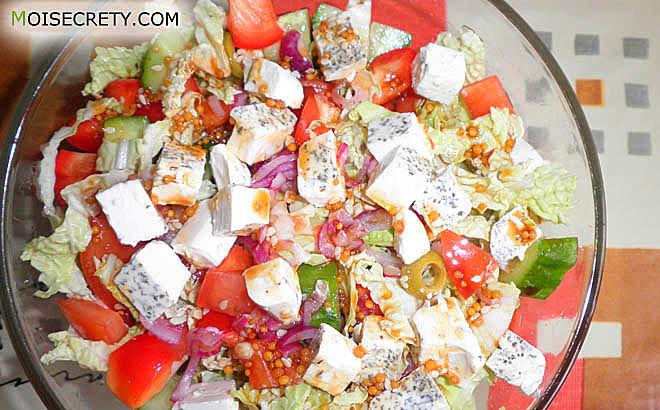 приготовления секреты Греческий салат