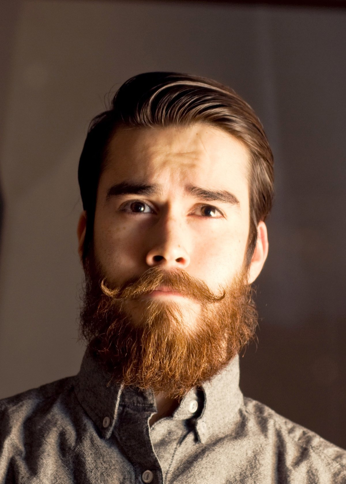 Типы бород фото