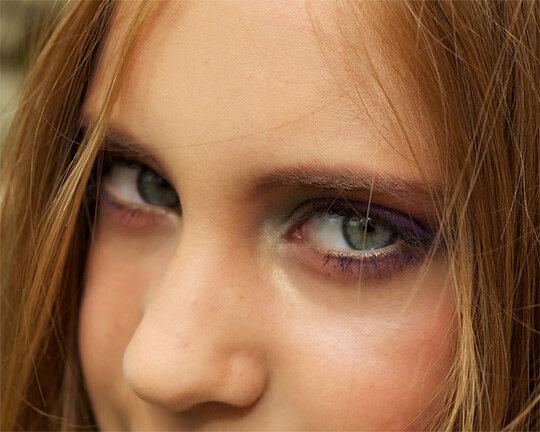Макияж для серых глаз 2016 фото, видео