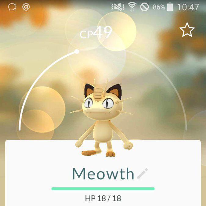 #052 - Meowth #053 - Persian