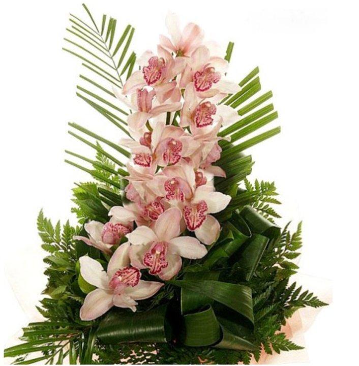 если букеты из веток орхидеи фото наших широтах