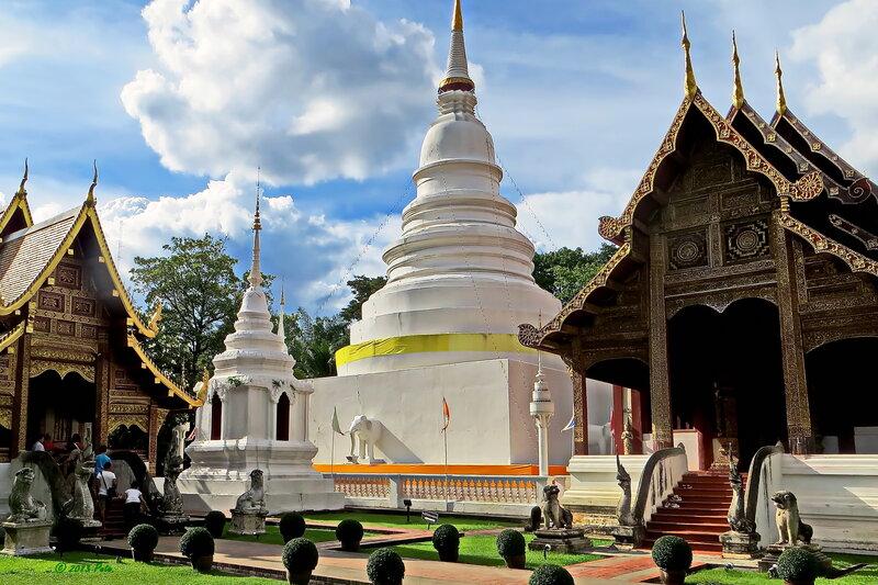 Храм Вздыхающего Будды